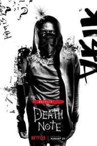 va a ser la adaptación live action de  Death Note.
