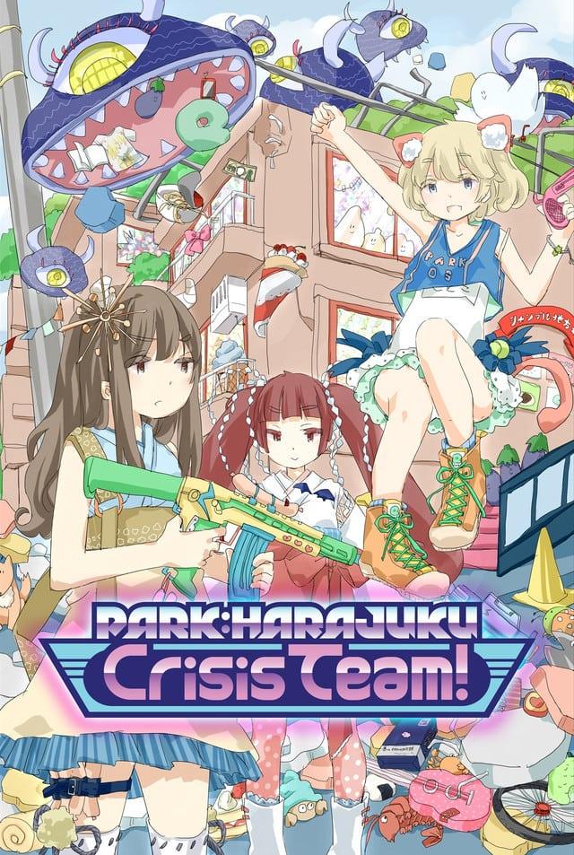 PARK Harajuku: Crisis Team!