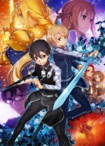 Imagen promocional de Sword Art Online: Alicization