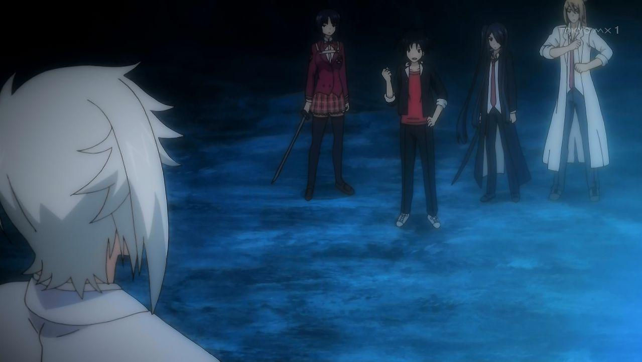 UQ Holder!: Mahou Sensei Negima! 2