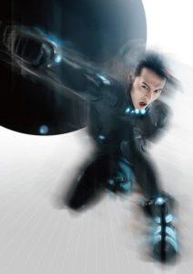 Ray Fujita como Makoto Yano (personaje original)