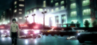 Inuyashiki - Capítulo 8