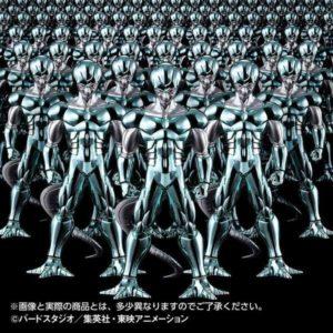 ejercicio de Meta-Coolers de Dragon Ball Z