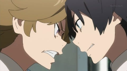 Zorome vs Hiro