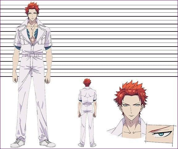 Yoshiki Nakajima como Yamato Higa, un jefe adjunto de la organización yakuza Kenzaki que se esfuerza en proteger a Hina.