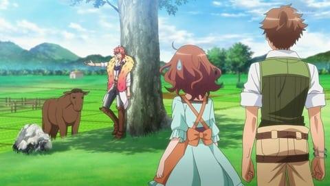 dame x prince anime caravan capítulo 4