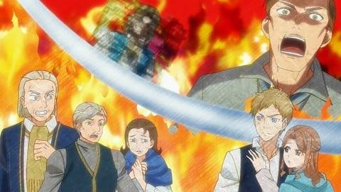 reseña de Dame x Prince Anime Caravan capítulo 8
