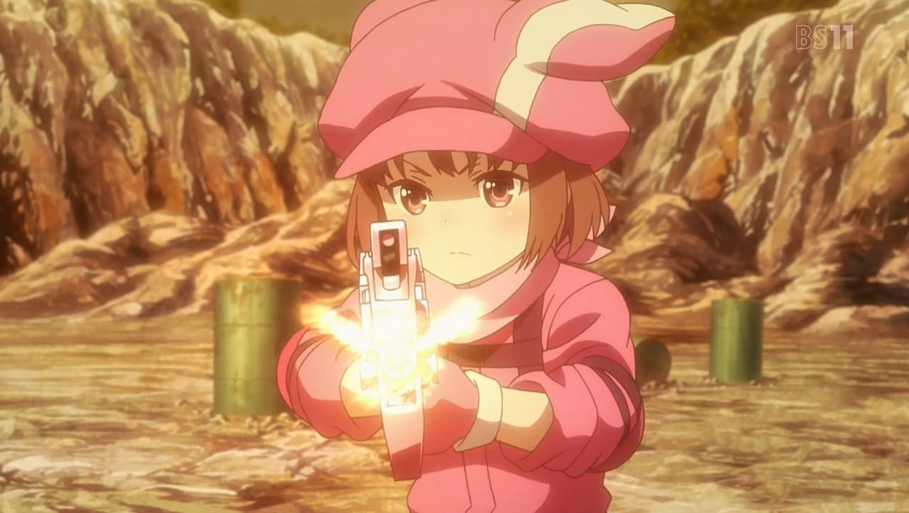 Sword Art Online Alternative: Gun Gale Online - Capítulo 3