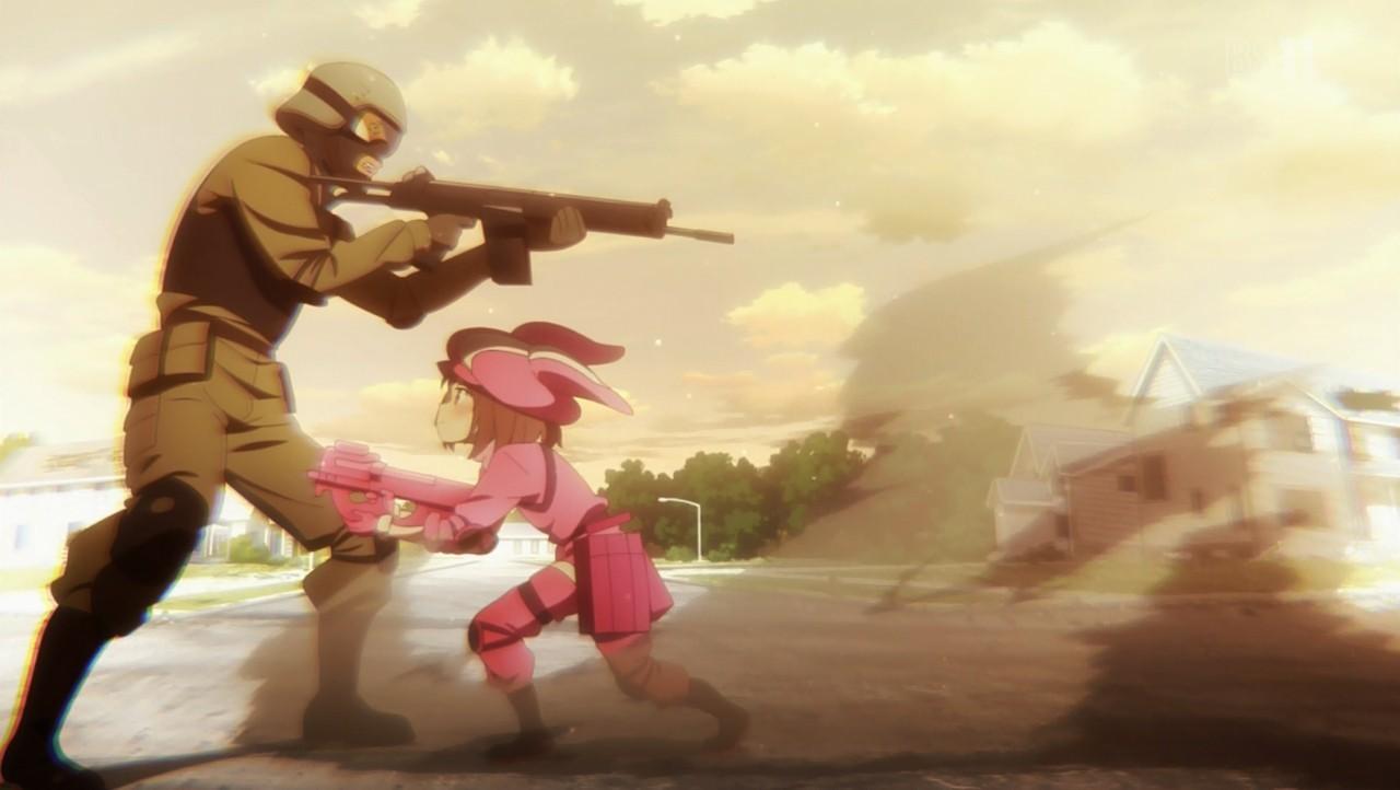 Sword Art Online Alternative: Gun Gale Online - Capítulo 1