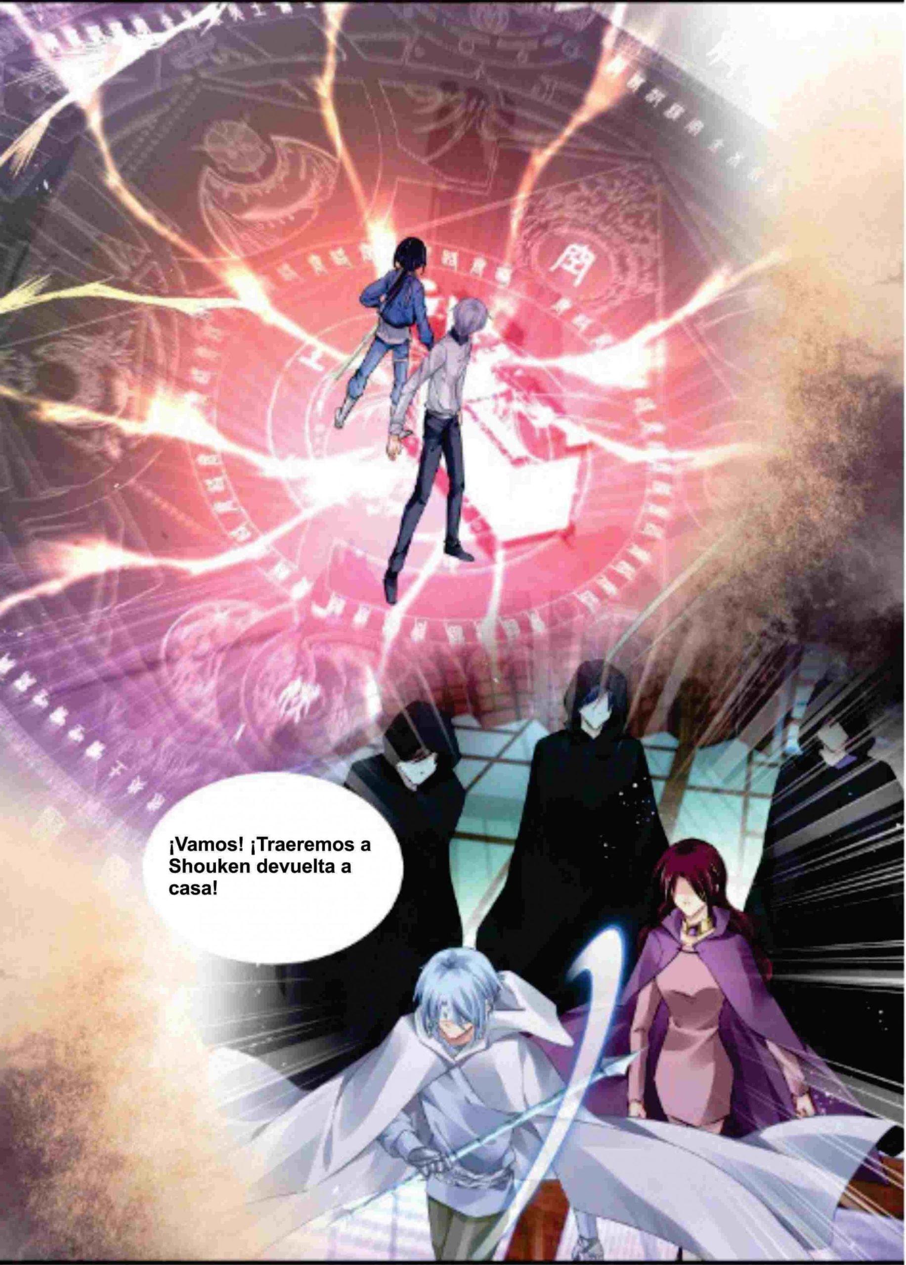reseña Spiritpact segunda temporada capítulo 11