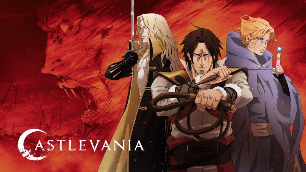 La tercera temporada de Castlevania se estrenará en marzo