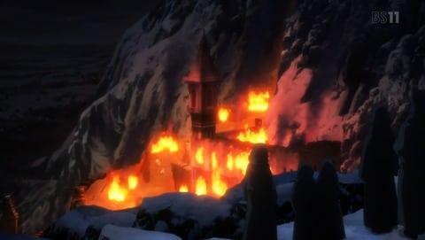 reseña Tenrou: Sirius the Jaeger Capítulo 3