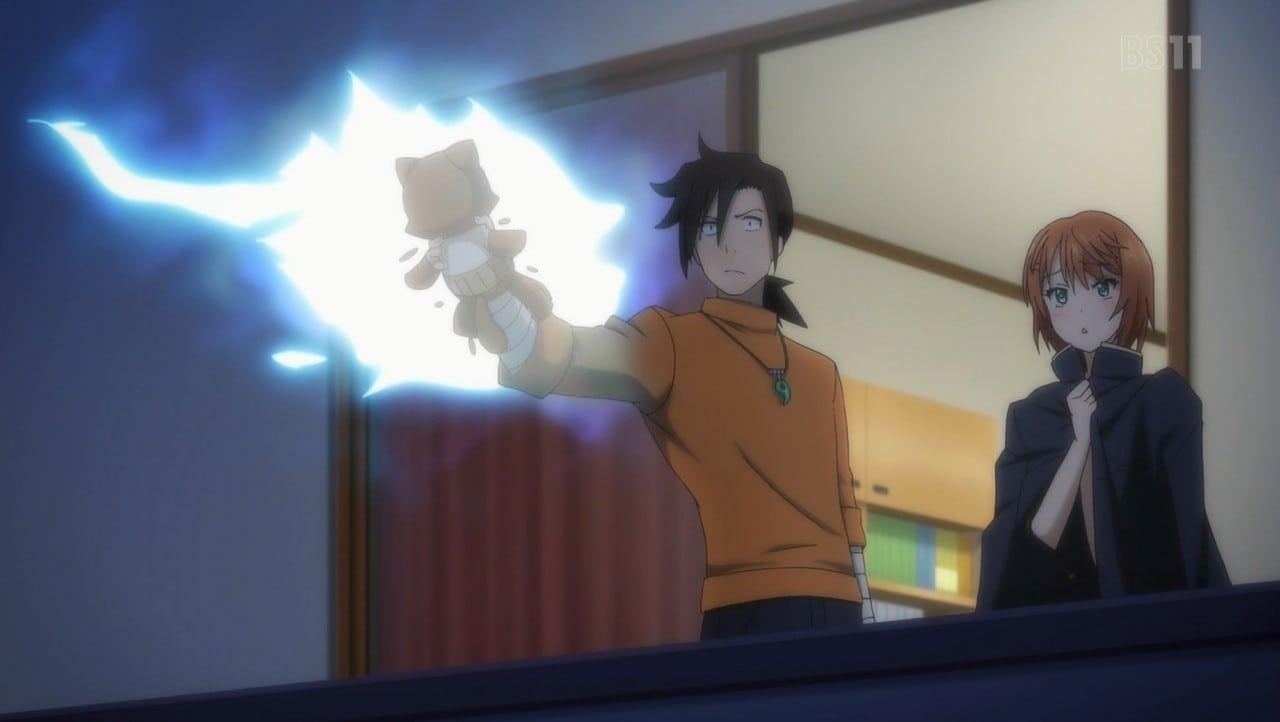 Yuragi-sou no Yuuna-san - Capítulo 3