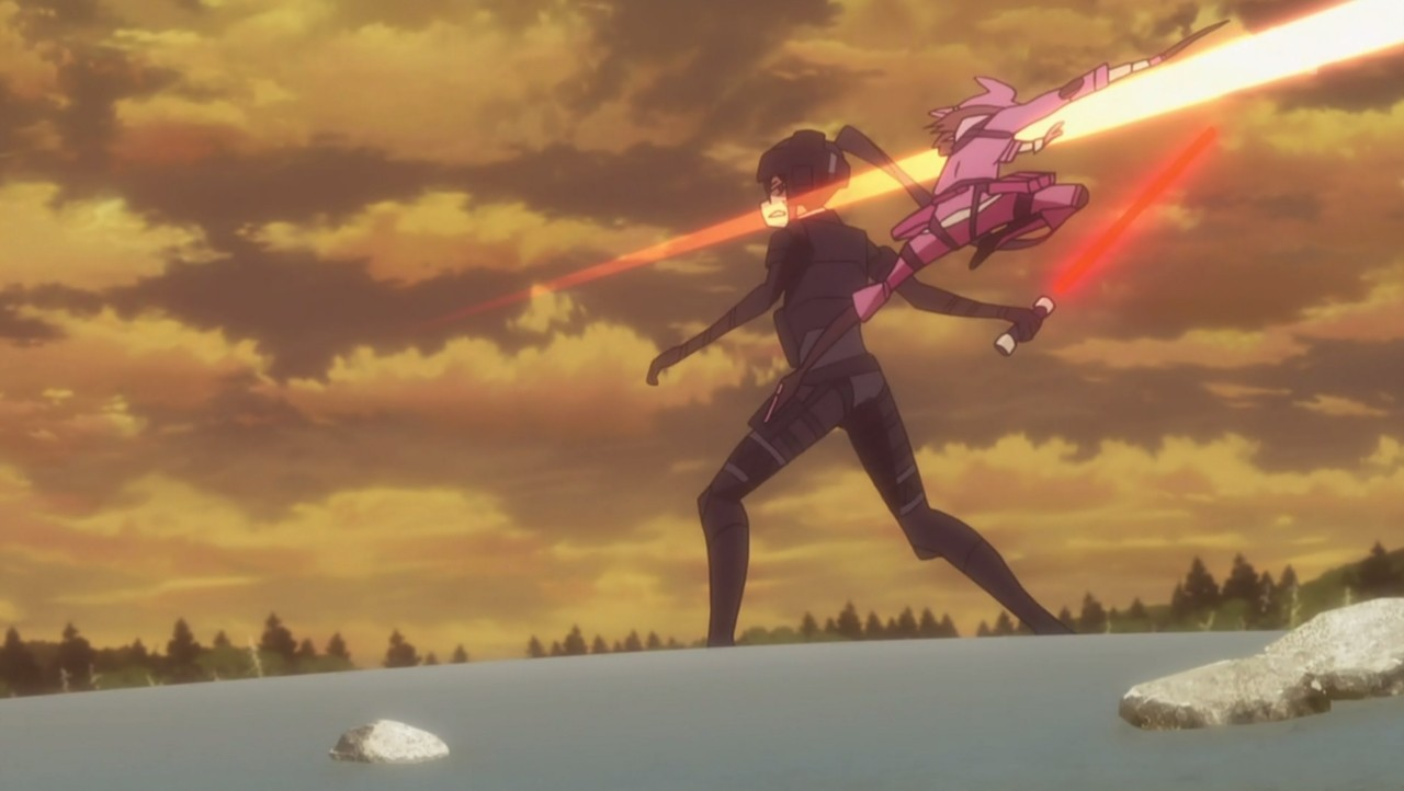 Sword Art Online Alternative: Gun Gale Online - Capítulo Final