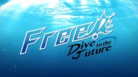 reseña Free! Dive to the Futurecapítulo 1