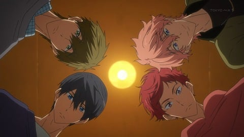 Free! Dive to the Future Capítulo 3