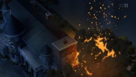 reseña Tenrou: Sirius the Jaeger Capítulo 2