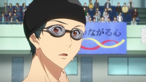 reseña Free! Dive to the Future Capítulo 7