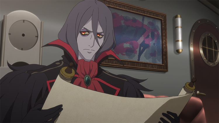reseña Tenrou: Sirius the Jaeger Capítulo 9 Y 10