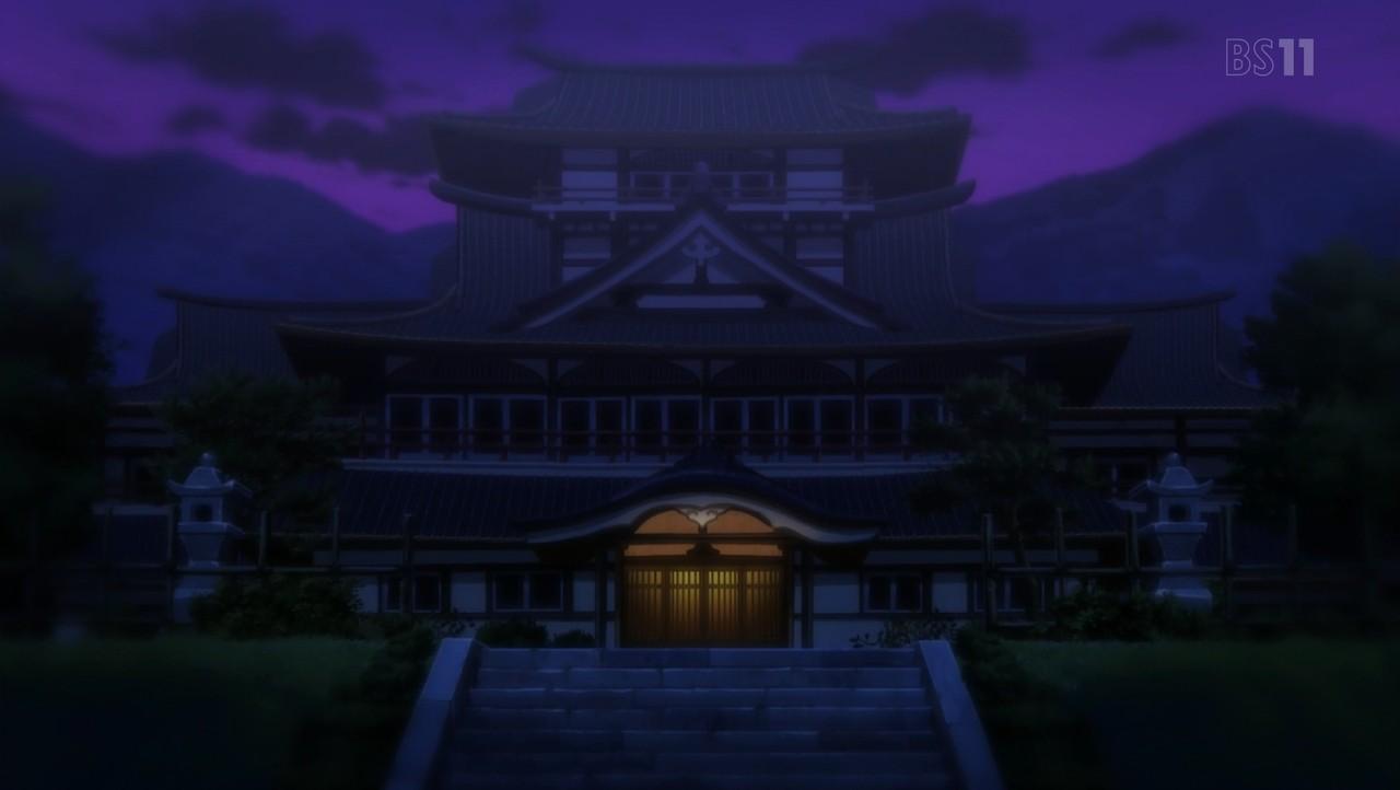 Yuragi-sou no Yuuna-san - Capítulo 9