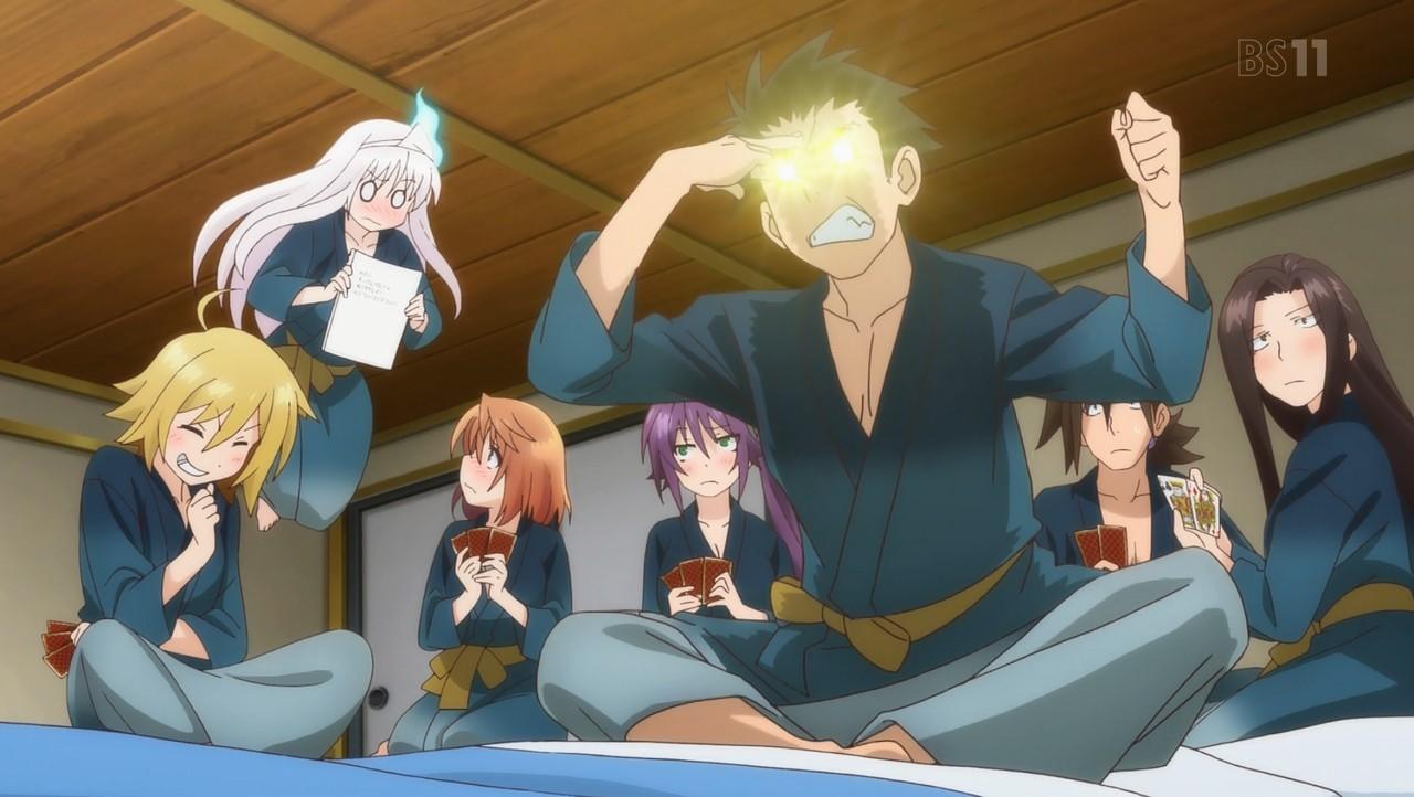Yuragi-sou no Yuuna-san - Capítulo 11