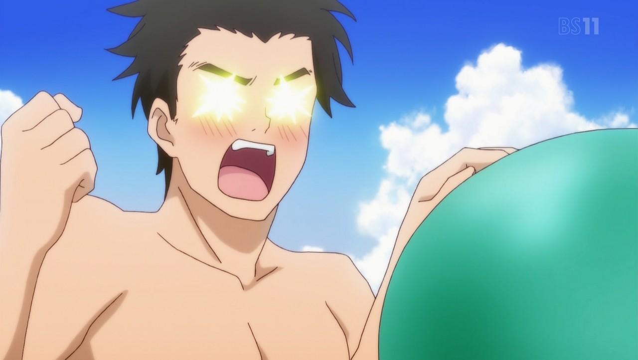 Yuragi-sou no Yuuna-san - Capítulo 10
