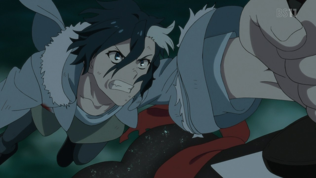 reseña Tenrou: Sirius the Jaeger Capítulo final