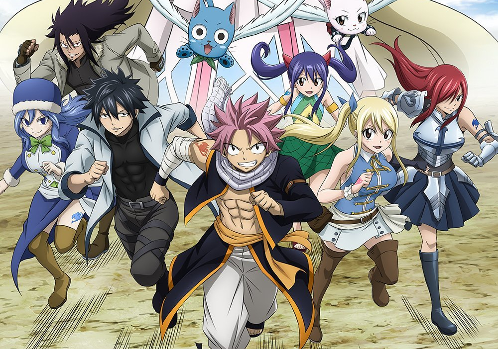 La Temporada Final De Fairy Tail Tendrá 51 Episodios Kudasai