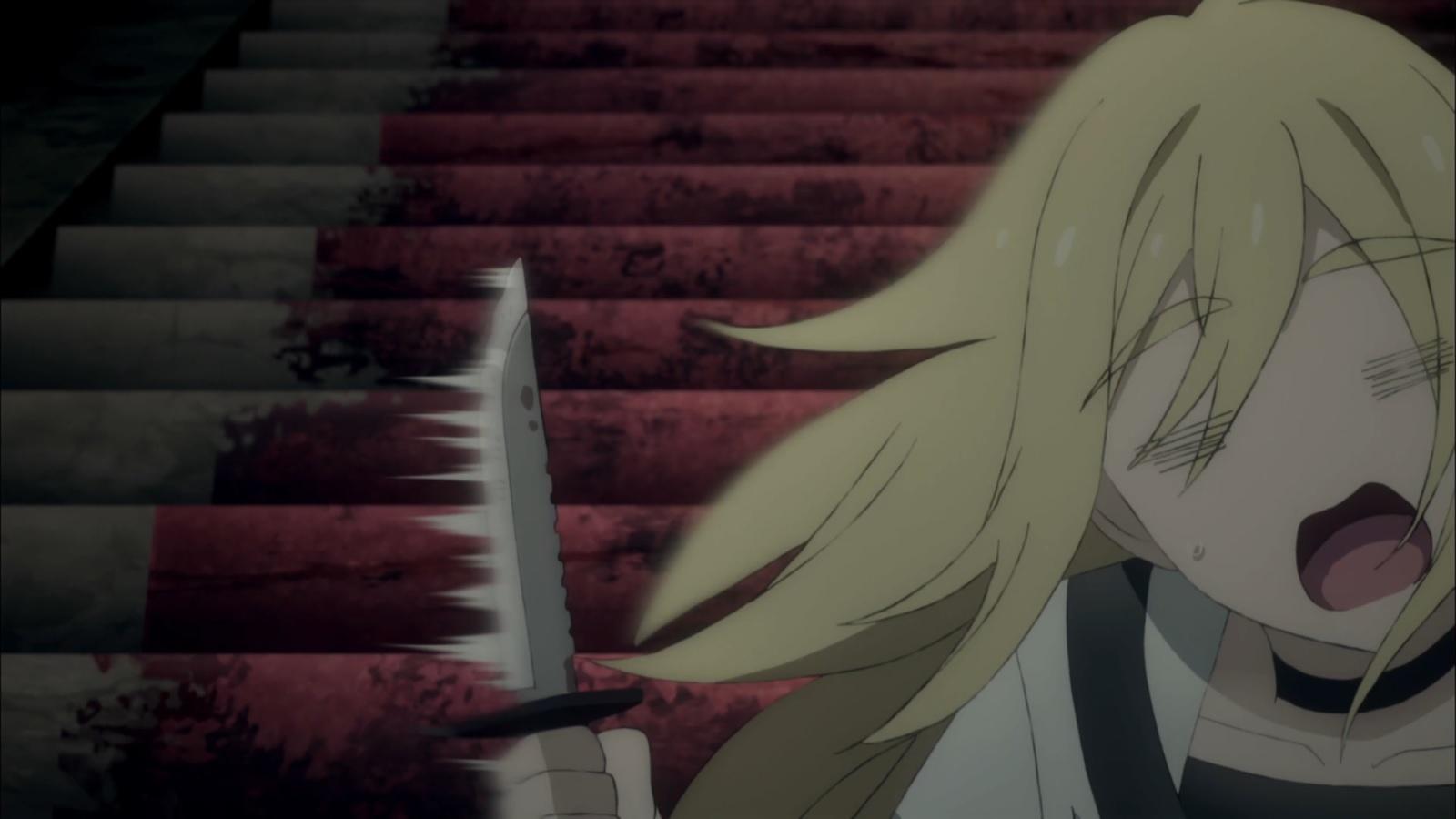 Satsuriku no Tenshi - Capítulo 15