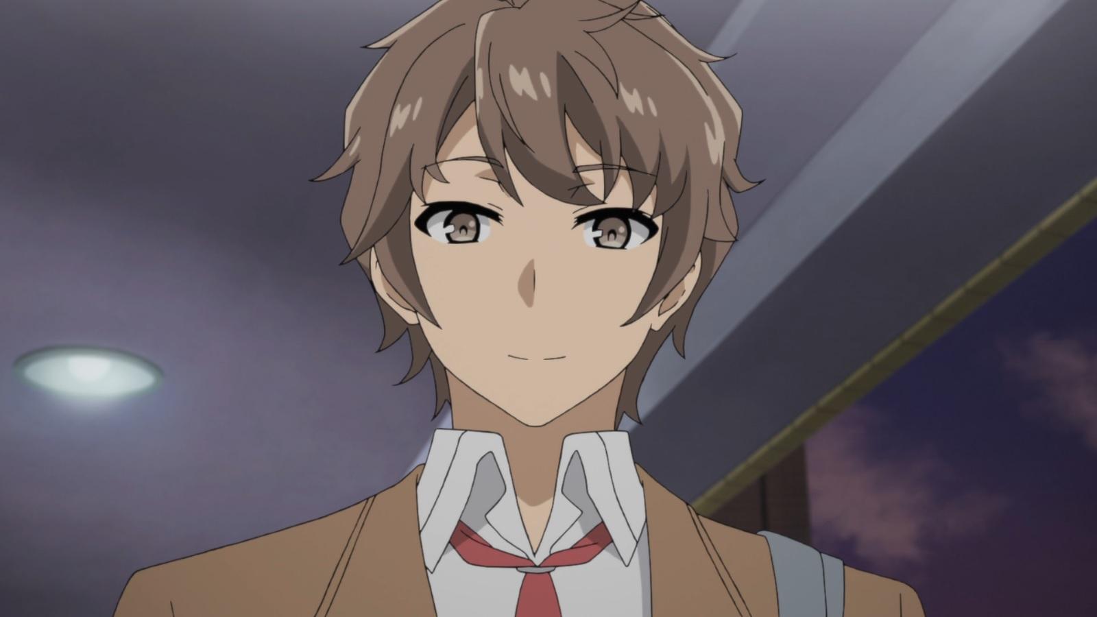 Seishun Buta Yarou wa Bunny Girl Senpai no Yume wo Minai - Capítulo 1