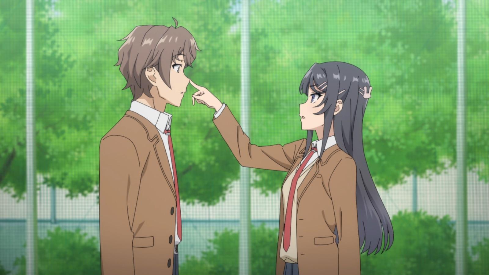 Seishun Buta Yarou wa Bunny Girl Senpai no Yume wo Minai - Capítulo 3
