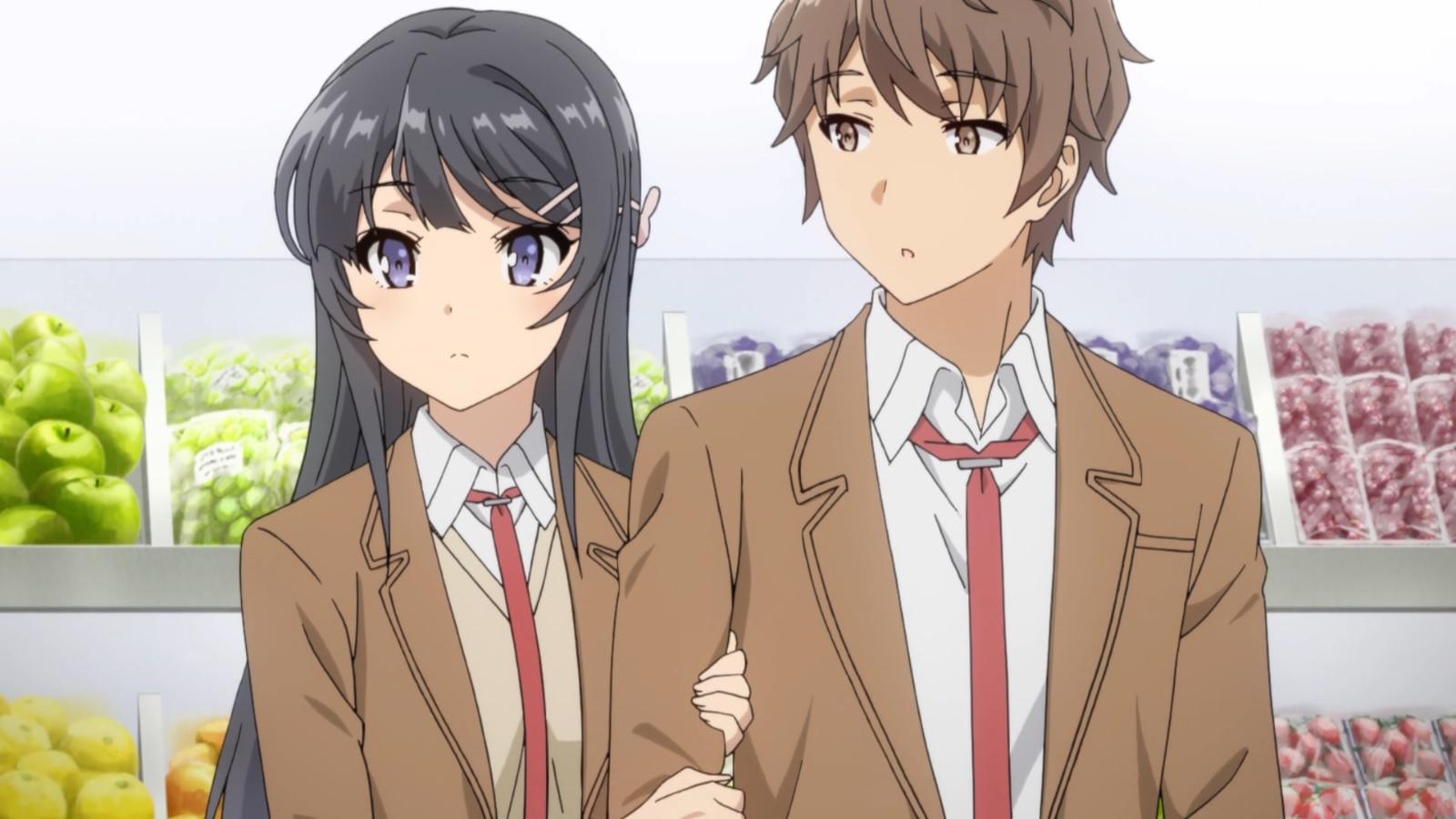Seishun Buta Yarou wa Bunny Girl Senpai no Yume wo Minai - Capítulo 2