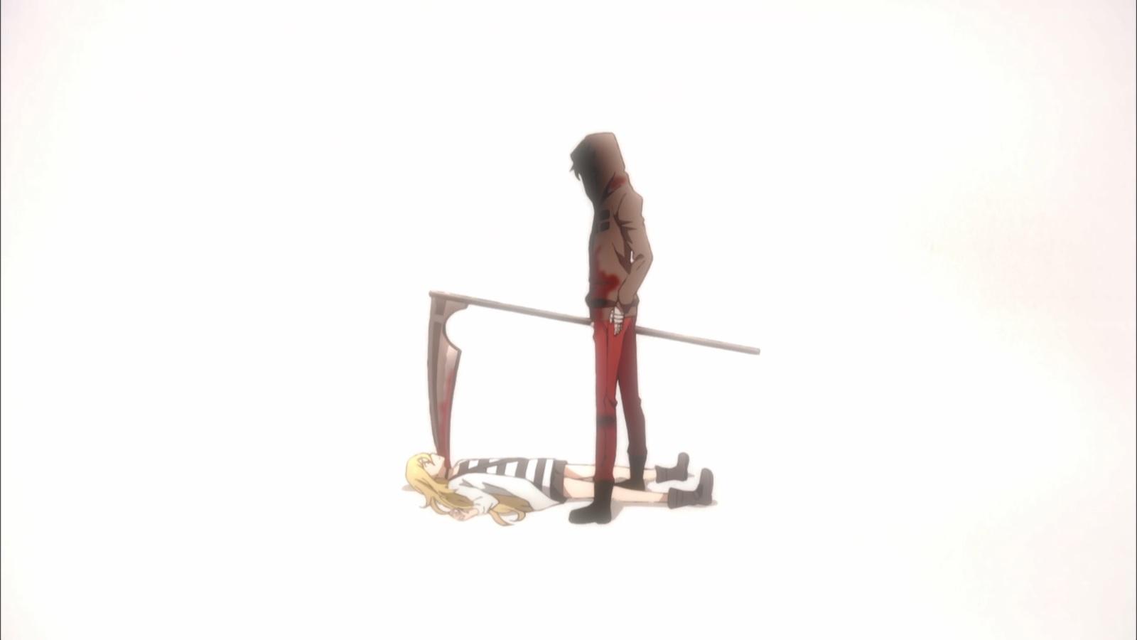 Satsuriku no Tenshi - Capítulo 14