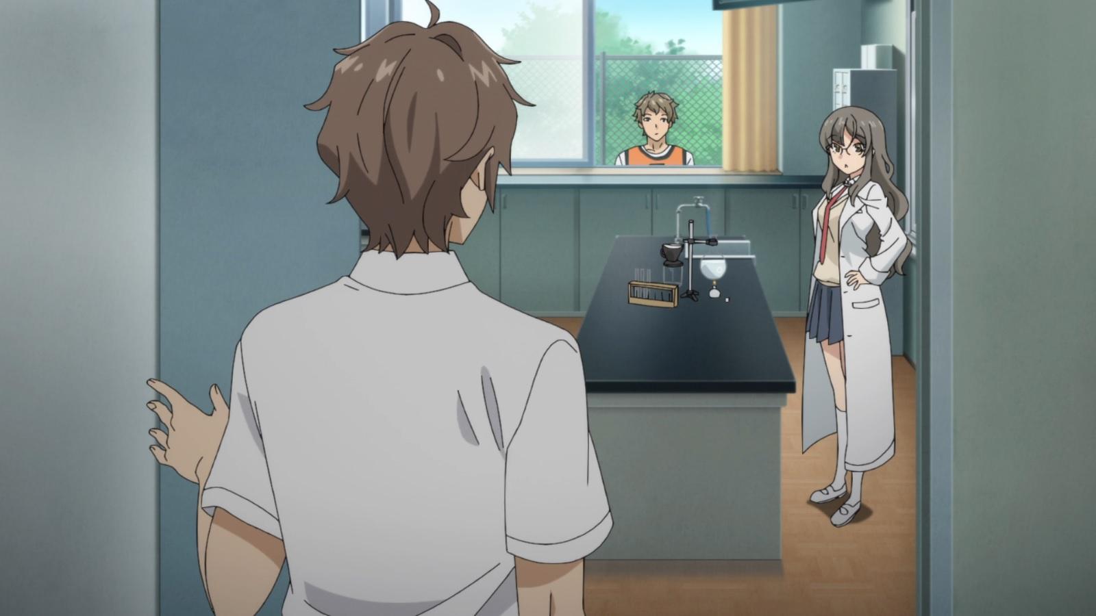 Seishun Buta Yarou wa Bunny Girl Senpai no Yume wo Minai - Capítulo 5