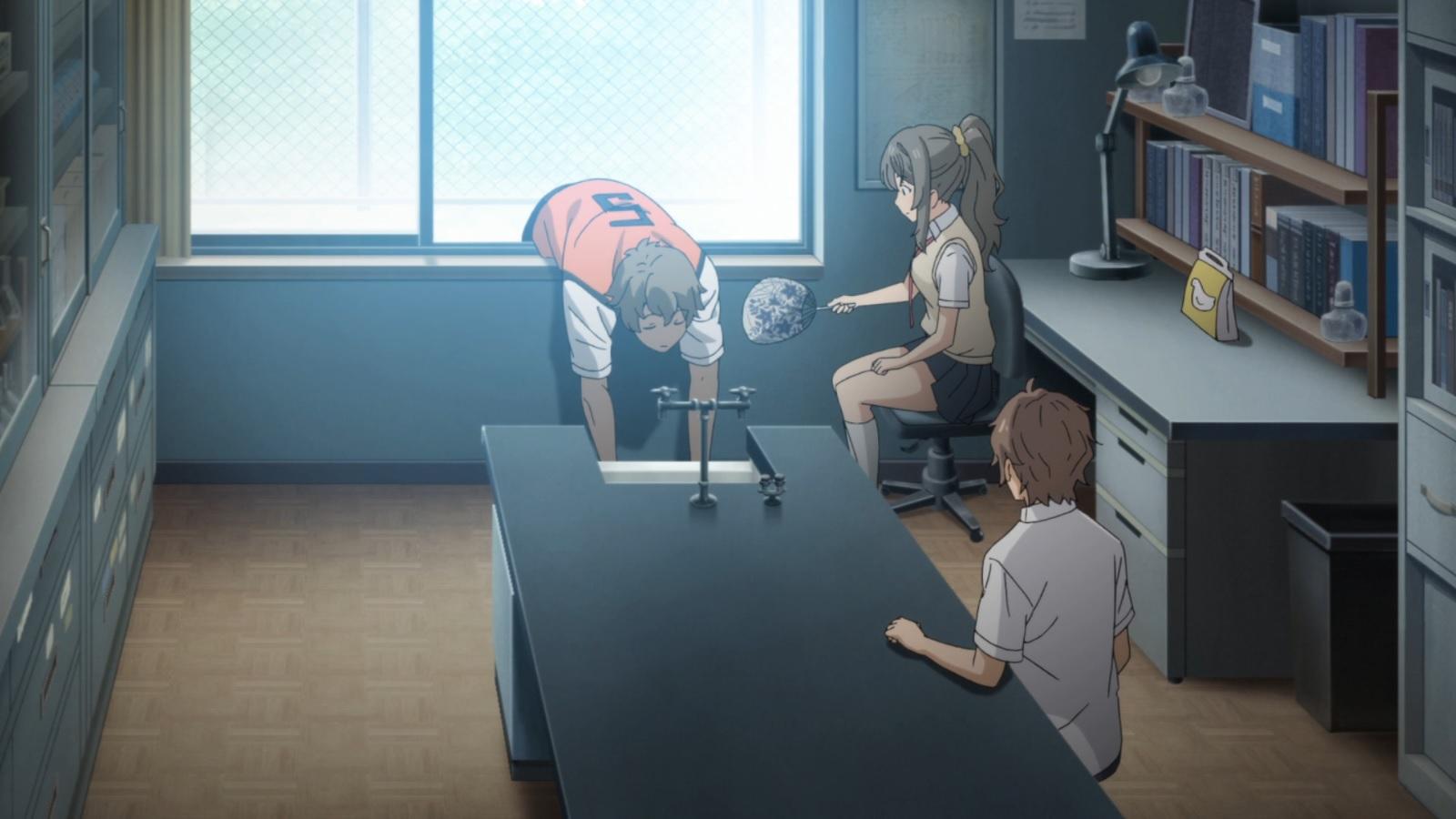 Seishun Buta Yarou wa Bunny Girl Senpai no Yume wo Minai - Capítulo 8