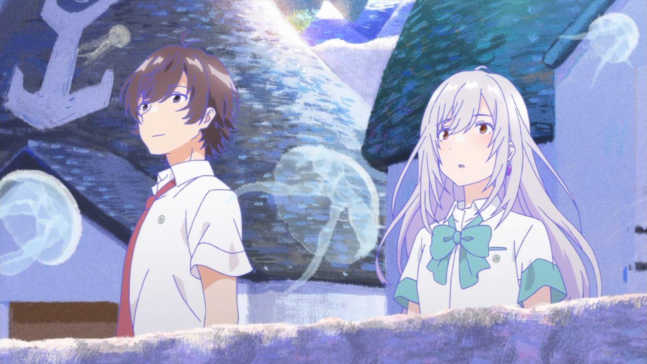 Irozuku Sekai no Ashita Kara