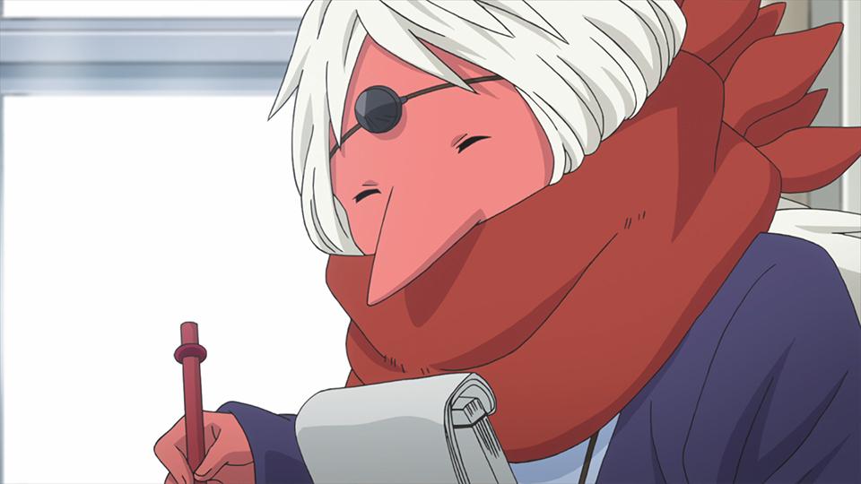 reseña Fukigen na Mononokean Tsuzuki temporada dos - Capítulo 3