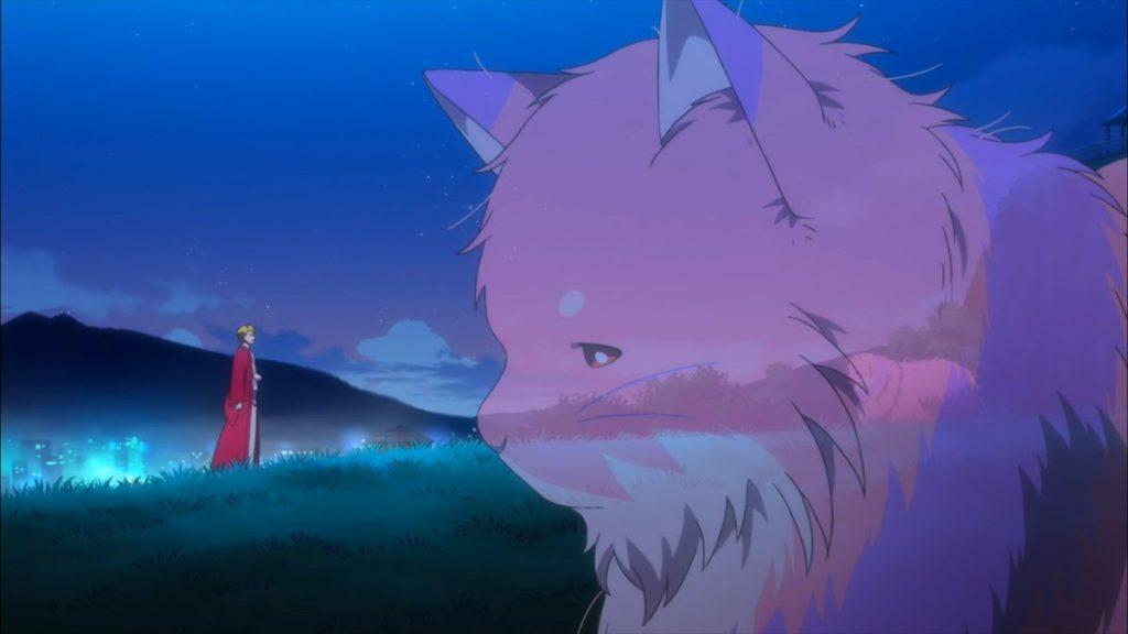reseña Fukigen na Mononokean Tsuzuki - Capítulo 1