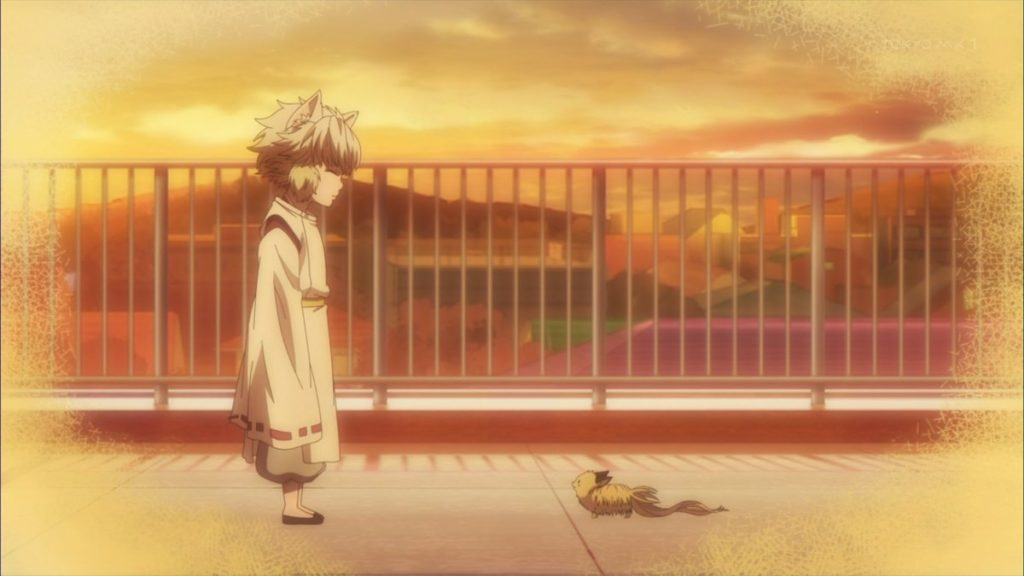 reseña Fukigen na Mononokean Tsuzuki - Capítulo 4