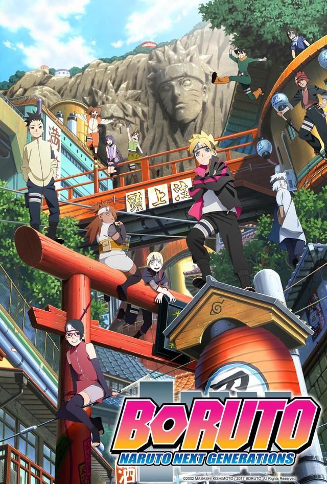 Revelan a los artistas para los nuevos temas musicales de Boruto: Naruto Next Generations