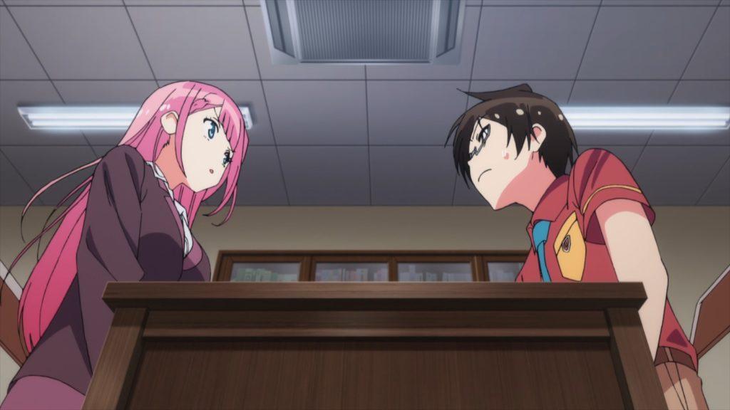 Bokutachi wa Benkyou ga Dekinai - Capítulo 6