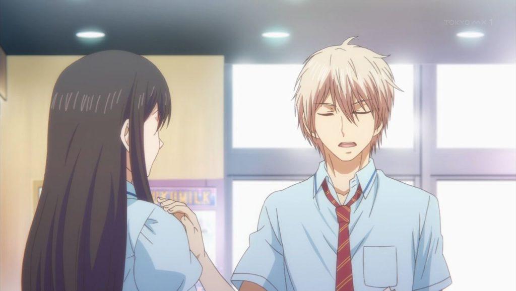 Chika empuja a Satowa