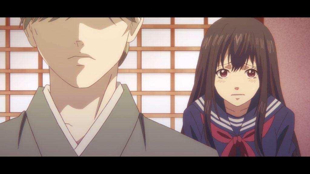 Satowa y su madre