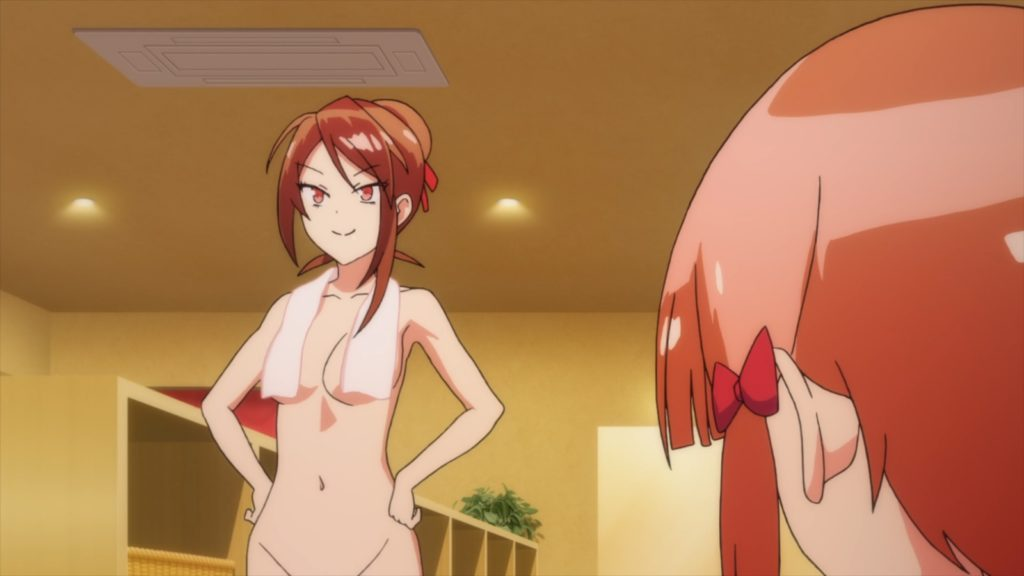 Bokutachi wa Benkyou ga Dekinai - Capítulo 5