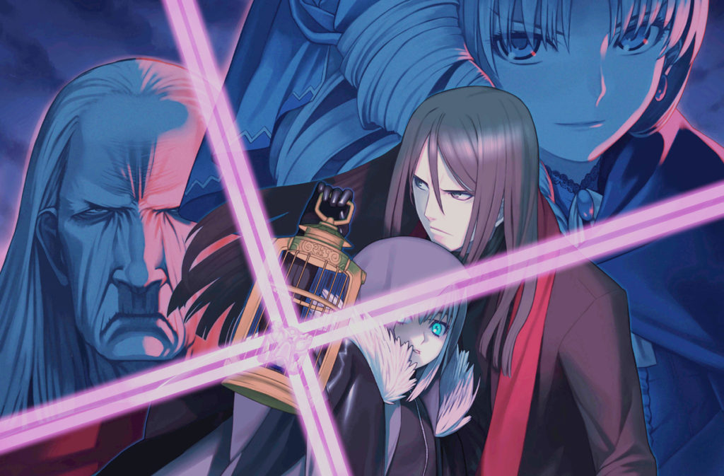 Fate/Stay Night Heaven's Feel III. Spring Song 2020 Lord-ElMelloi--1024x673