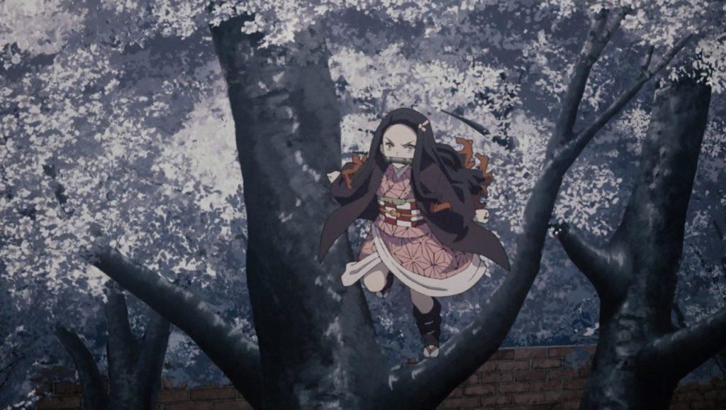 Kimetsu no Yaiba capítulo nueve