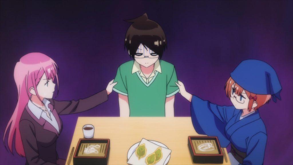 Bokutachi wa Benkyou ga Dekinai - Capítulo 9