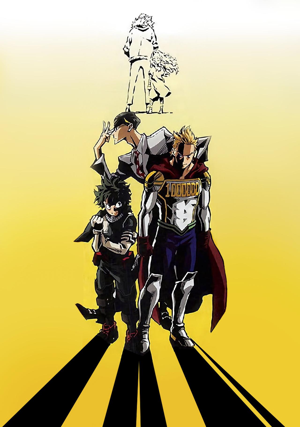 La cuarta temporada de Boku no Hero Academia estrena nuevo vídeo