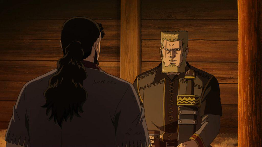 Thors habla con Floki