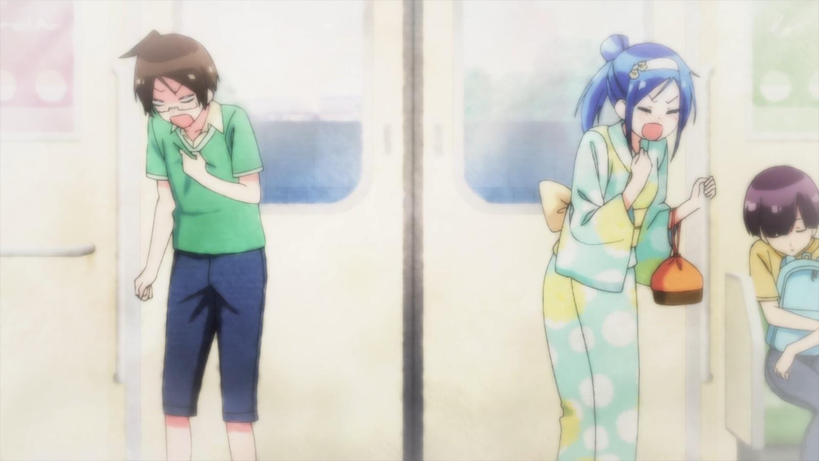 Bokutachi wa Benkyou ga Dekinai - Capítulo final